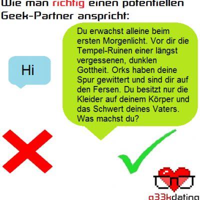Geek-Dating-Tipps #1: Online Mundgeruch vermeiden
