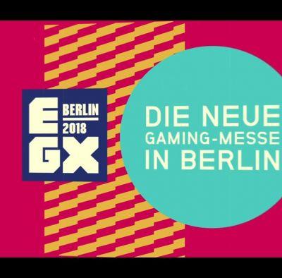 g33kdating @ EGX - Berlin