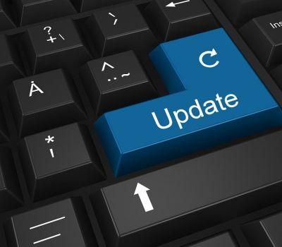 Update zum Update