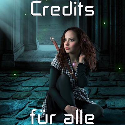 100 GRATIS Credits für alle Erstkäufer