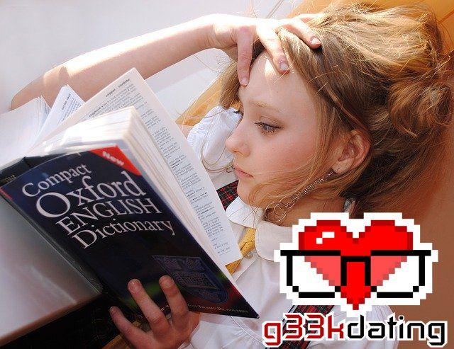 English speaking Geeks - Click here!