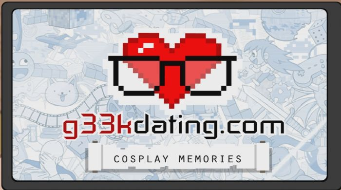 Neues g33kdating Video!