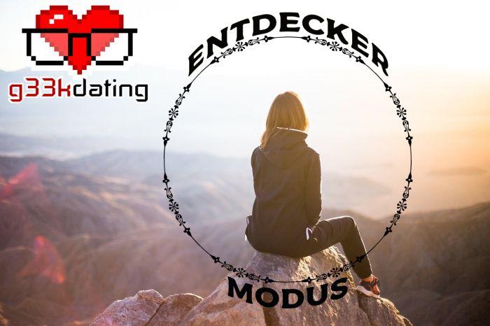 Neues Feature: Entdecker Modus!